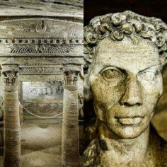 ديلي ميل : إنقاذ المقبرة الفريدة
