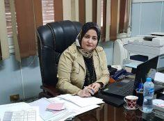 سحر صدقي : وزير القوى العاملة يدعم الجامعة العمالية بكل قوة حالياً