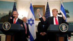 إعلان سيادة إسرائيل على الجولان يُعد إنتهاكاً للقانون الدولي