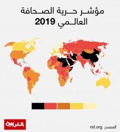 CNN : الشرق الأوسط هو المنطقة الأصعب لممارسة العمل الصحفي