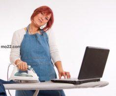 بناءحديدي = إمرأة عاملة