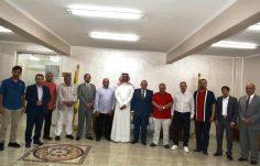 منظمة العمل العربية تستقبل ضيوف المؤسسة الثقافية العمالية