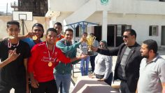 الفاعليات الرياضية و الثقافية لطلاب الجامعة العمالية فرع الاسكندرية.