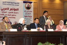 أشرف صبحي : الدولة المصرية تقدم كل الدعم لترسيخ مفهوم الأسرة الأمنة
