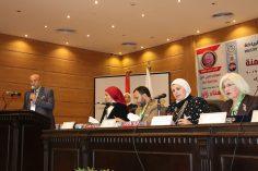نص كلمة مدير عام المؤسسة الثقافية العمالية بافتتاح المؤتمر العربي الأول