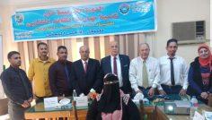 دورة تدريبية مكثفة للقيادات النقابية اليمنية بمعهد الدراسات النقابية