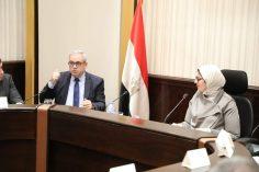 ممثل منظمة الصحة العالمية يشيد بالخطة الوقائية المصرية