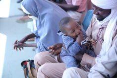 قافلة الأزهر الطبية ترسم الإبتسامة علي وجوه أهالي تشاد