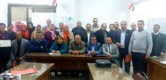 معهد التربية العمالية ينفذ برنامج لإعداد القادة بالتعاون مع حزب حماة وطن